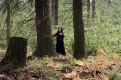 Talavan - seminář Čchi-kung se stromy