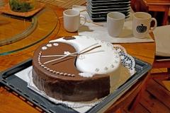 Narozeninový dort pro Radka
